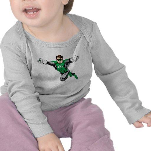 Green Lantern - Looking Forward Tee Shirt