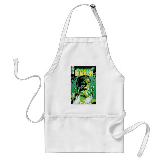 Green Lantern  - Many Rings Standard Apron