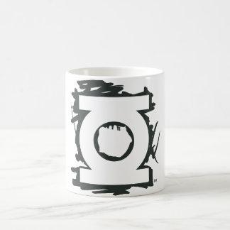 Green Lantern Marker Symbol Coffee Mug