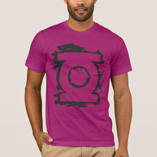 Green Lantern Marker Symbol T-Shirt