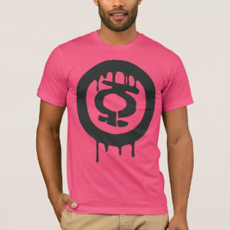 Green Lantern Paint Symbol T-Shirt