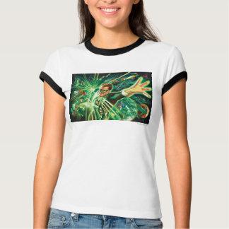 Green Lantern Painting T-Shirt