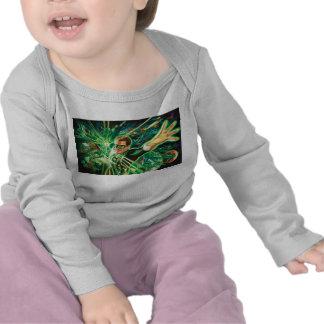 Green Lantern Painting Tshirts