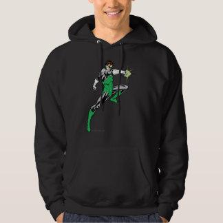 Green Lantern Pointing Ring Hoodie