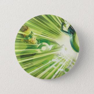 Green Lantern Power 6 Cm Round Badge