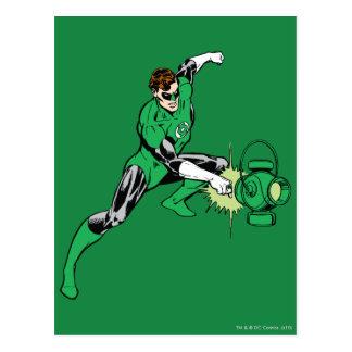 Green Lantern Power Postcard
