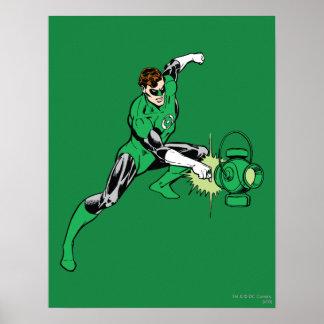 Green Lantern Power Poster
