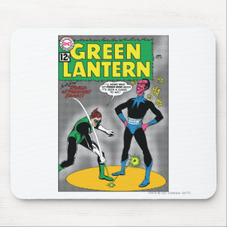 Green Lantern Removes Ring Mouse Pads
