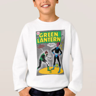 Green Lantern Removes Ring Sweatshirt