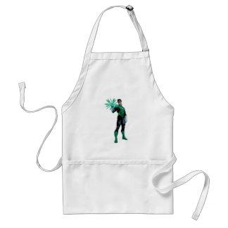 Green Lantern & Ring Standard Apron