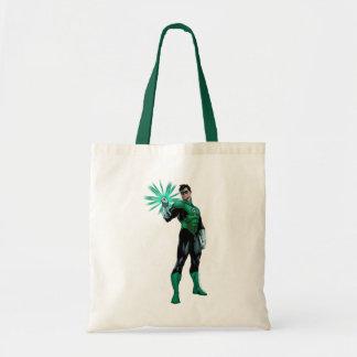Green Lantern & Ring Tote Bag