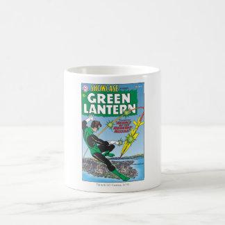Green Lantern - Runaway Missile Coffee Mug