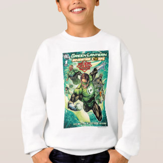 Green Lantern - Secret Files and Origins Cover Sweatshirt