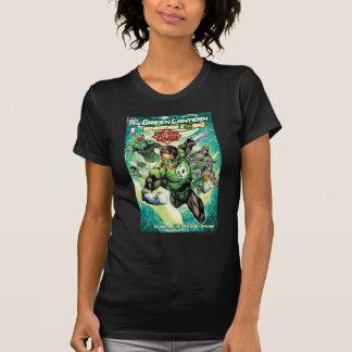 Green Lantern - Secret Files and Origins Cover T-Shirt