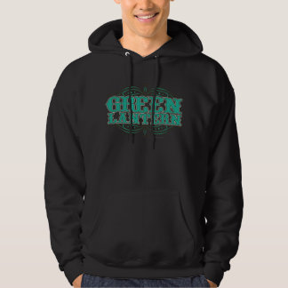 Green Lantern Showtime Letters Hoodie