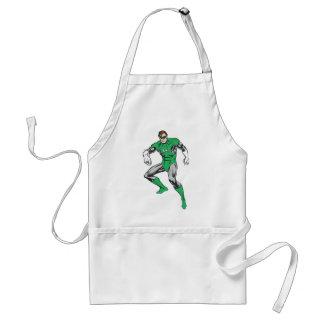 Green Lantern Squats Aprons