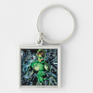 Green Lantern Surrounded - Color Key Ring