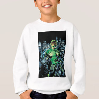 Green Lantern Surrounded - Color Sweatshirt