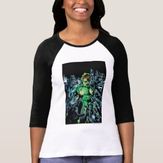 Green Lantern Surrounded - Color T-Shirt