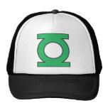 Green Lantern Symbol Hats
