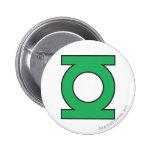 Green Lantern Symbol Pinback Button