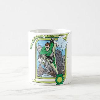 Green Lantern - The Emerald Warrior Coffee Mug