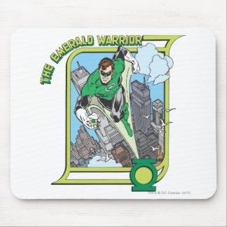 Green Lantern - The Emerald Warrior Mouse Mat