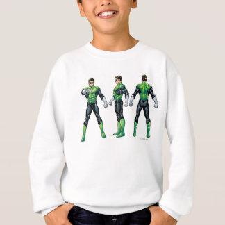 Green Lantern Three Views Sweatshirt