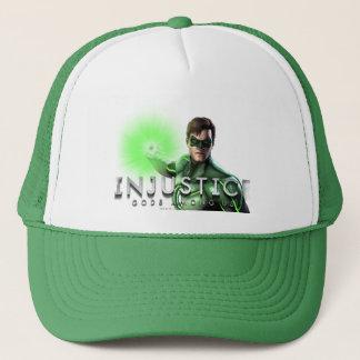 Green Lantern Trucker Hat