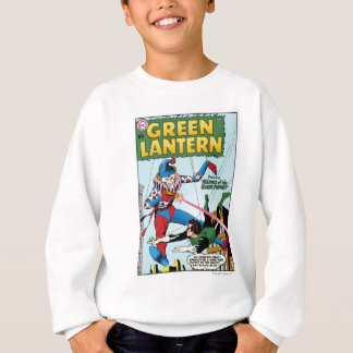 Green Lantern vs Clown Sweatshirt