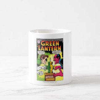 Green Lantern vs Sinestro Coffee Mug