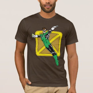 Green Lantern  with Background T-Shirt