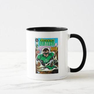 Green Lanterns Flying Mug