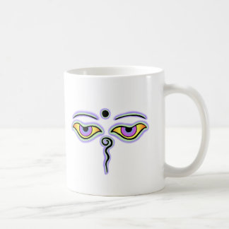 Green Lavender.png Basic White Mug