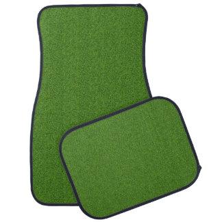 Green Lawn Grass Floor Mat