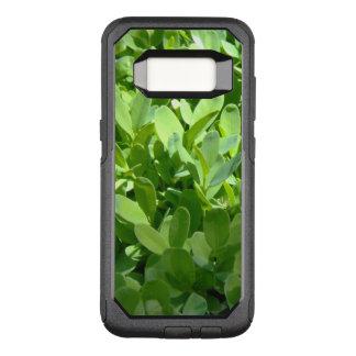 Green leaf case samsung galaxy s8