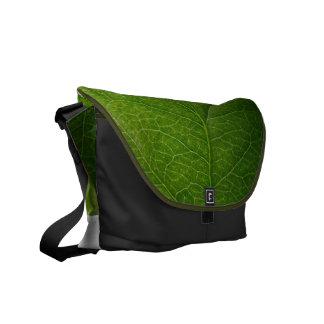 Green Leaf Commuter Bags