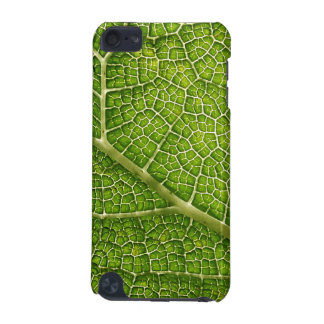 Green Leaf. Digital Art. iPod Touch 5G Case