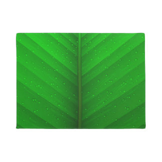 GREEN LEAF DOORMAT