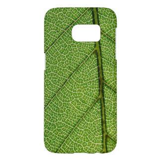 Green Leaf in Detail