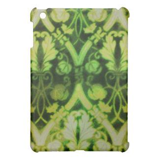 Green leaf ipad Case
