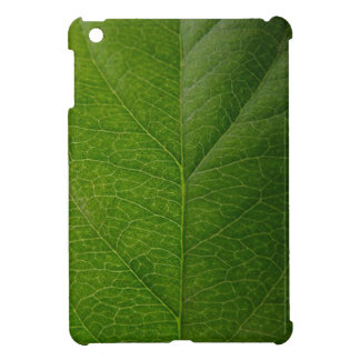 Green Leaf iPad Mini Cases