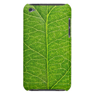 green leaf iPod touch covers