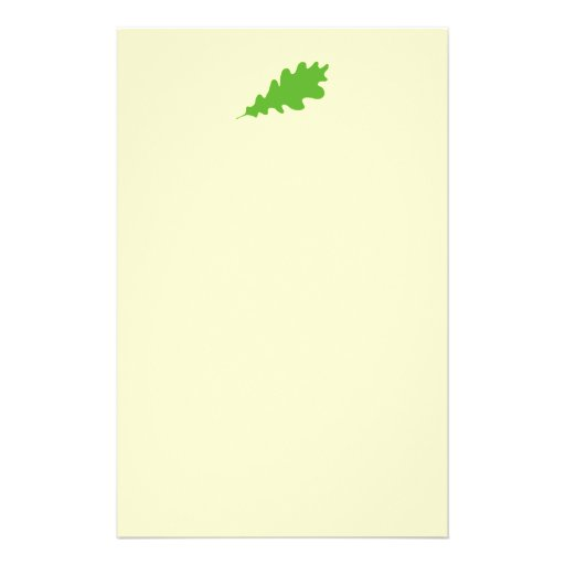 Green Leaf, Oak Tree leaf Design. Flyers