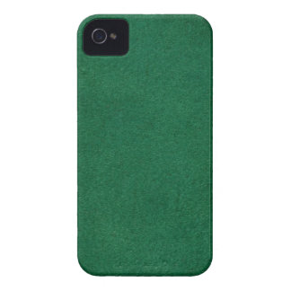 Green leather iPhone 4 cover