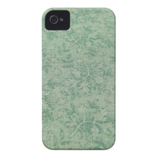 Green Leaves iPhone 4 Case-Mate Cases