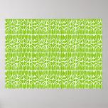 Green Leaves, Homage Matisse Print