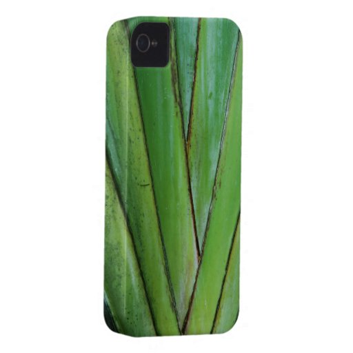 Green Leaves texture Case-Mate iPhone 4 Cases