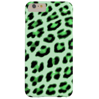 Green Leopard Print Case