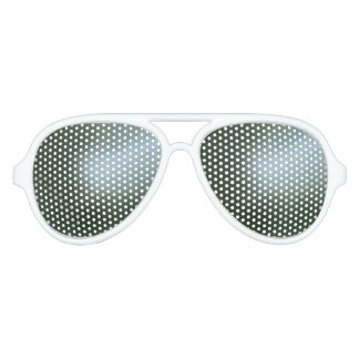 Green Light Aviator Sunglasses